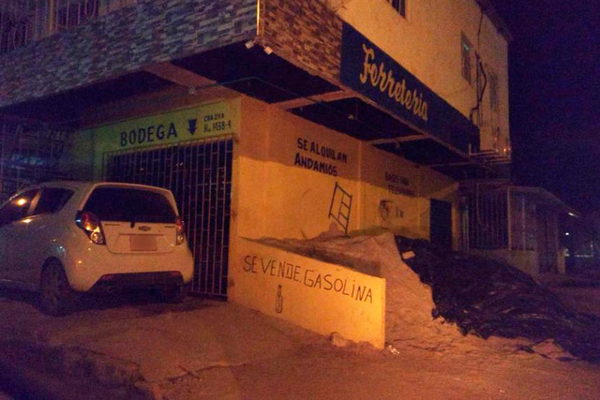 Wasapea a EL HERALDO.
