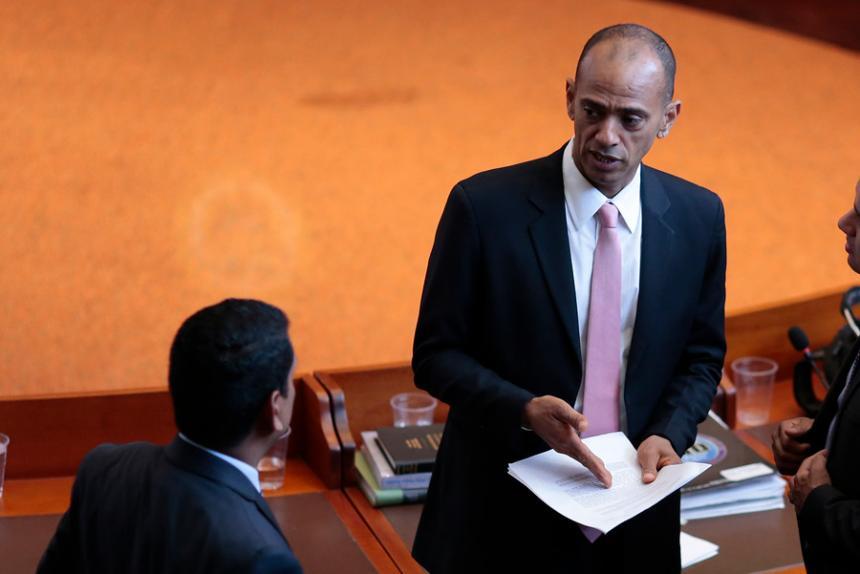 Corte abre investigación preliminar contra senador Armando Benedetti