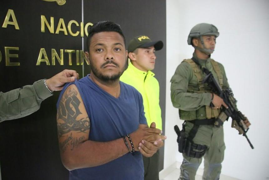 Detuvieron en Colombia a narcotraficante panameño