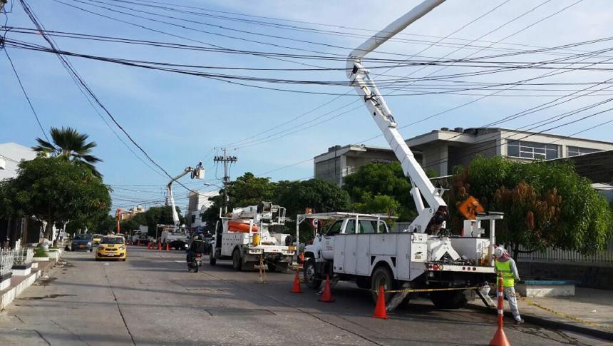Daño patrimonial generado por Electricaribe sería superior a 216.000 millones de pesos