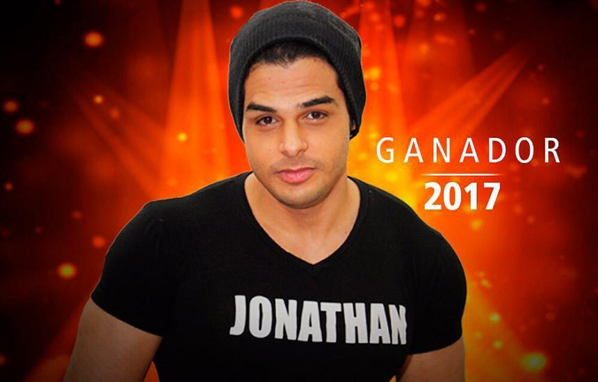 Jonathan Fierro el ganador de 'Protagonistas', así fue la premiación