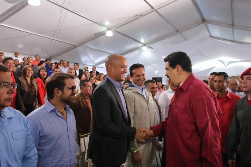 Maduro a Óscar Pérez: