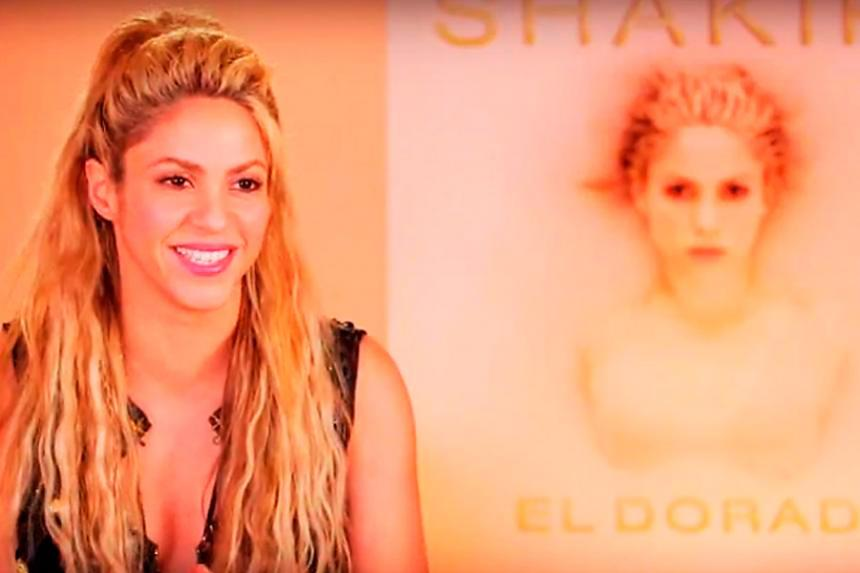 Shakira será operada en Barcelona