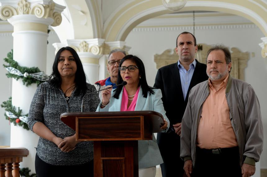 R. Dominicana: Liberación de 80 detenidos impulsará diálogo en Venezuela