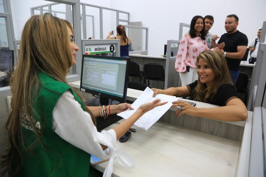 En Riomar Comienza A Operar Oficina De Atención Al Ciudadano