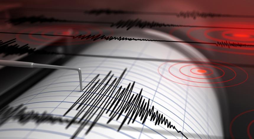 Sismo de magnitud 4.8 se registró en Lambayeque