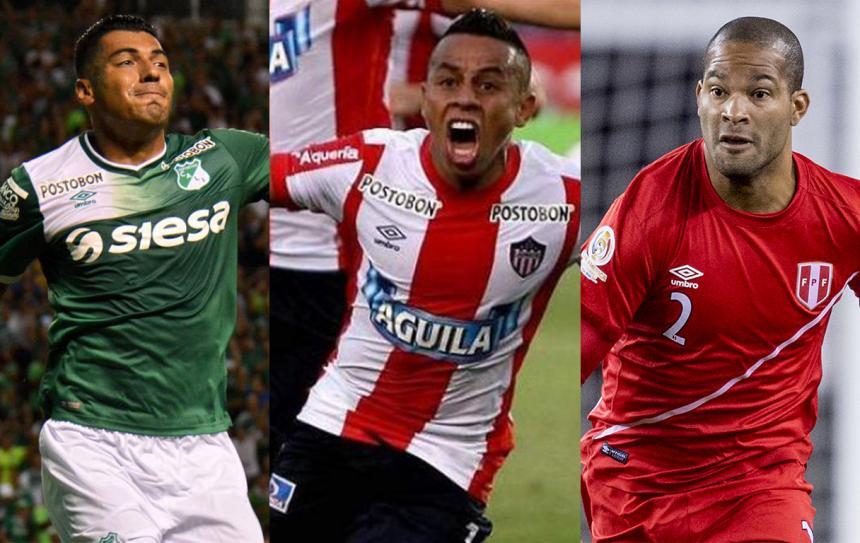 Alberto Rodríguez es nuevo jugador del Junior de Barranquilla