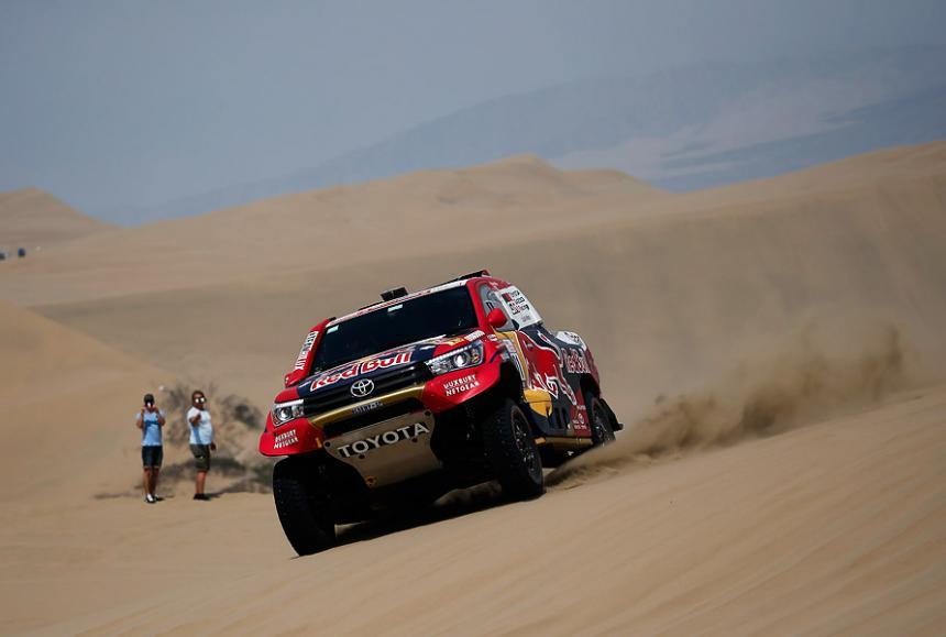 Bolivia lista para edición 40 del Rally Dakar