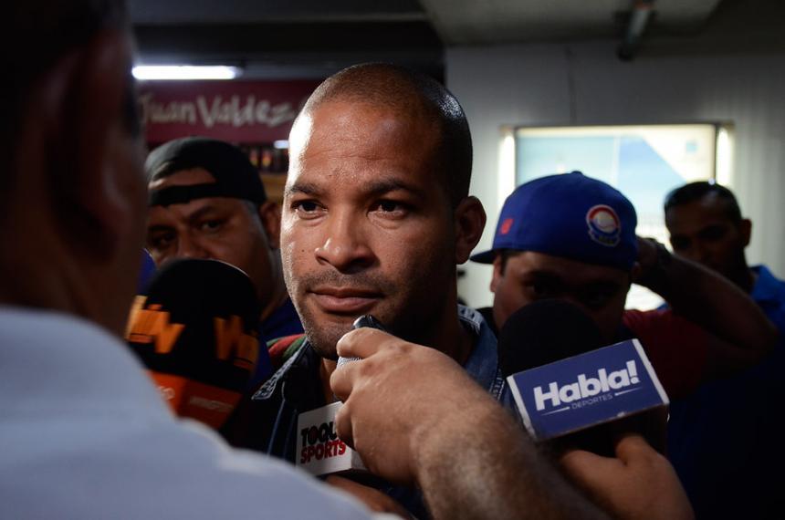 Alberto Rodríguez fue presentado en equipo de los 'tiburones — Junior