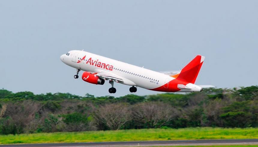 Por posible falla técnica, avión de Avianca tuvo que aterrizar en Cuba