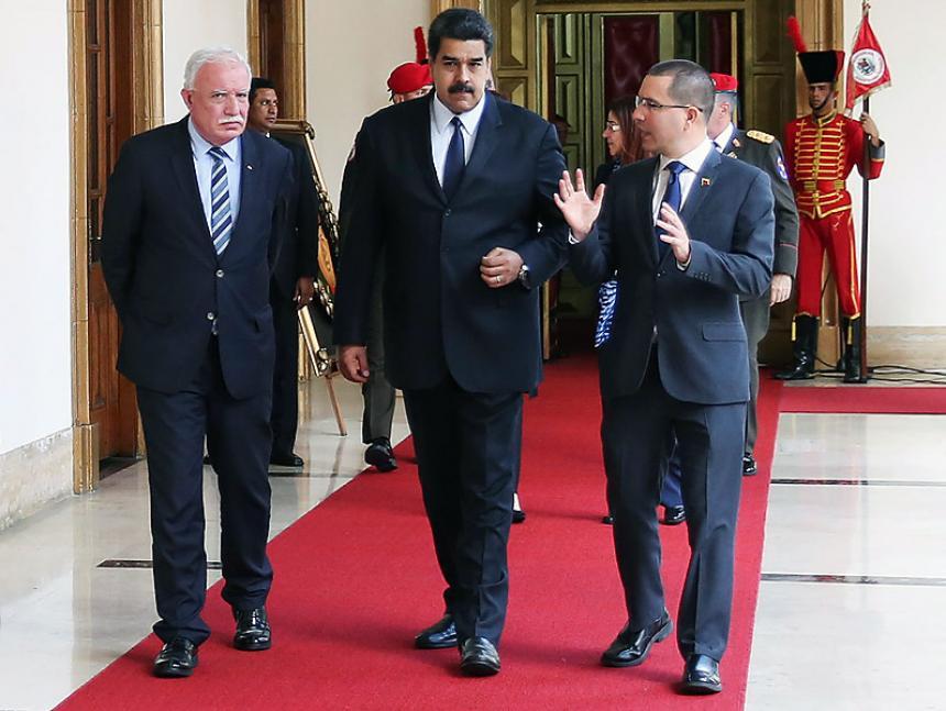 Maduro dice estar listo para la firma de acuerdo con oposición