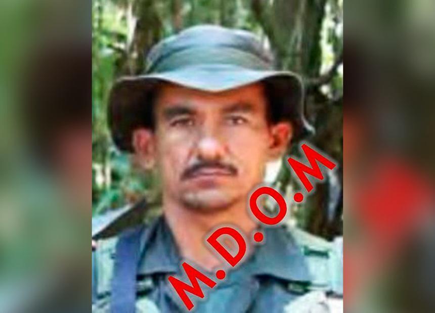 Fue abatido 'Pimpón', cabecilla del batallón Héroes y Mártires del ELN