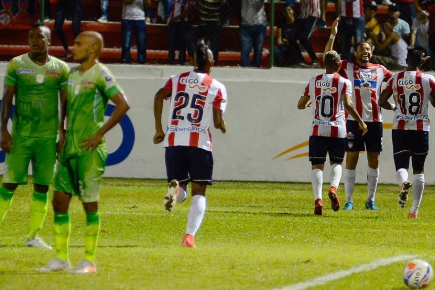 Alberto Rodríguez sufrió fatiga muscular tras prácticas con el Junior de Barranquilla