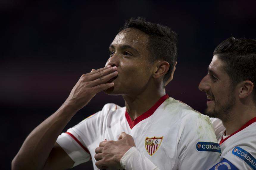 El Sevilla empata con el Getafe en la Liga española
