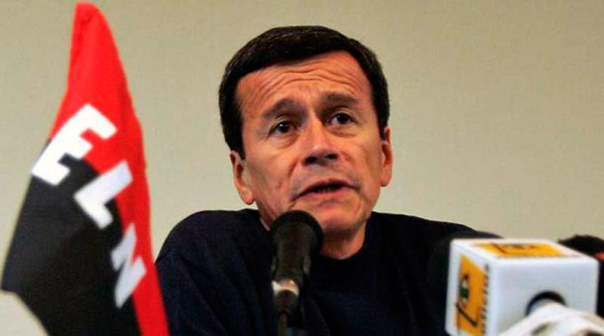 Eln envía mensaje desde Quito a familias víctimas en Barranquilla