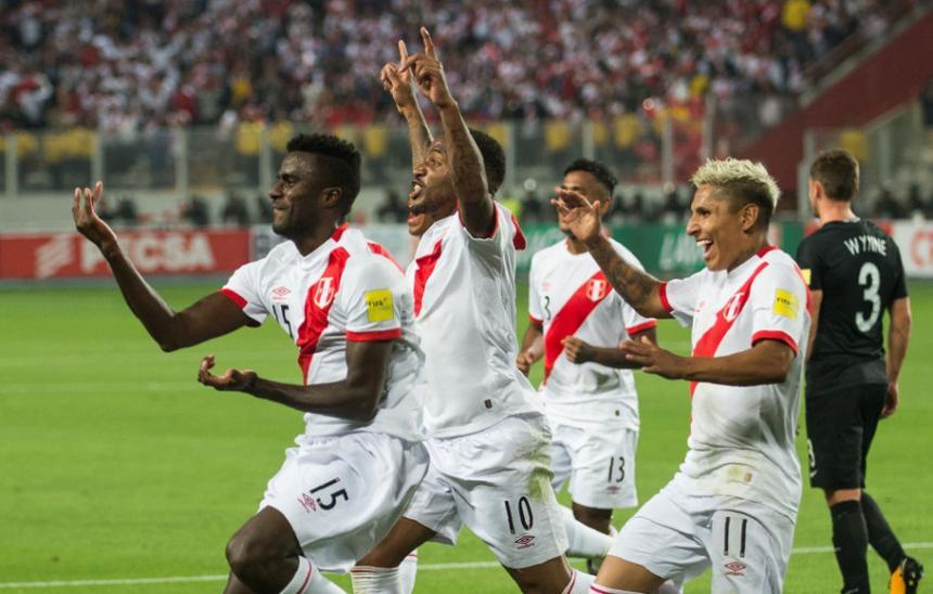 Confirman amistoso contra Escocia en Lima — Selección peruana