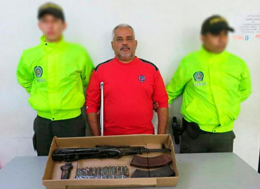Capturan a tercer implicado en ataque a estación de policía en Barranquilla