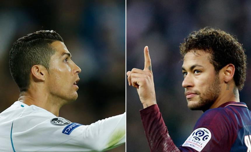 Neymar jugará algún día en el Real Madrid — Marcelo