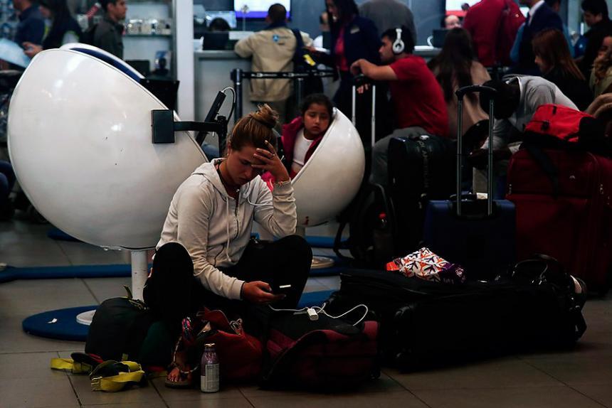 Corte ratifica la ilegalidad en la huelga de pilotos de Avianca