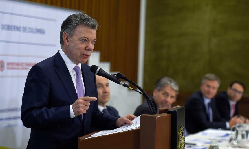 Santos sugiere que ya no es necesaria la Ley Seca