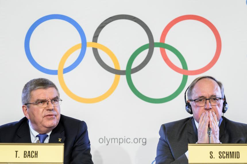 Atleta ruso bajo sospecha de doping
