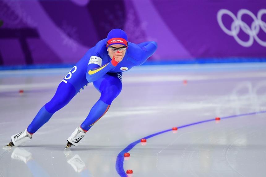 Colombia Hizo Historia En Los Olimpicos De Invierno En Pyeongchang