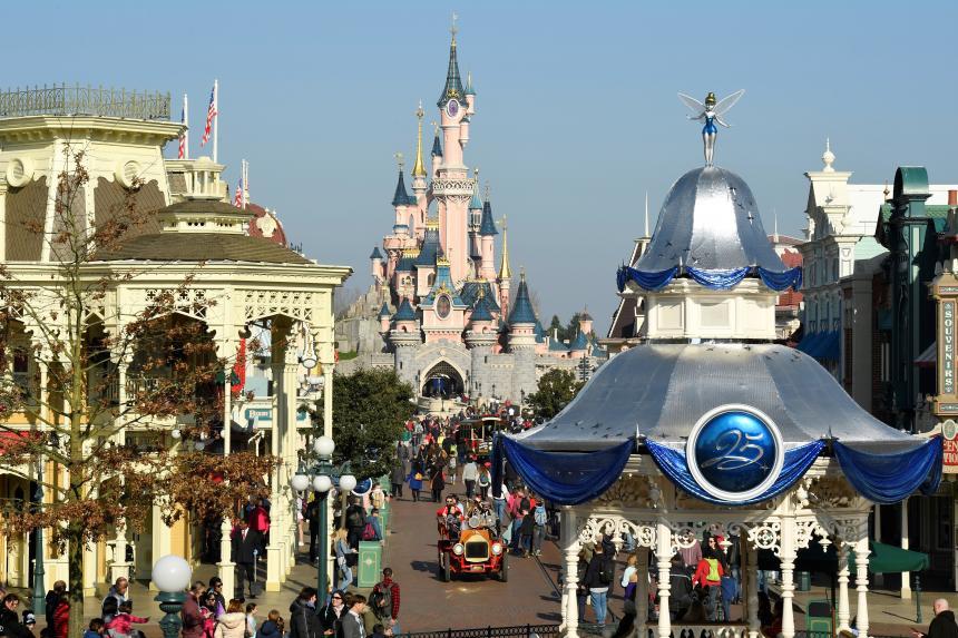 Anuncian nuevas atracciones en Disney París