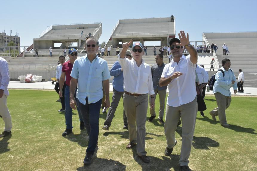 Gobierno anuncia aporte de $30 mil millones para Centroamericanos y del Caribe