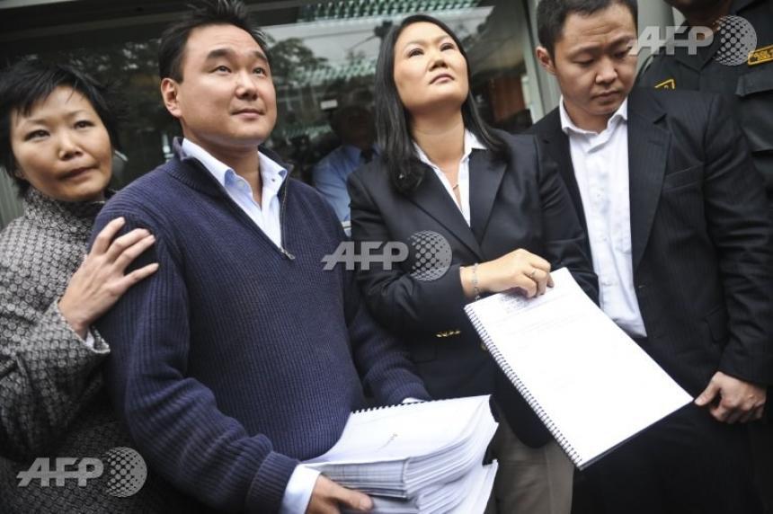 Becerril y Bienvenido saludaron la renuncia de Kenji Fujimori a FP