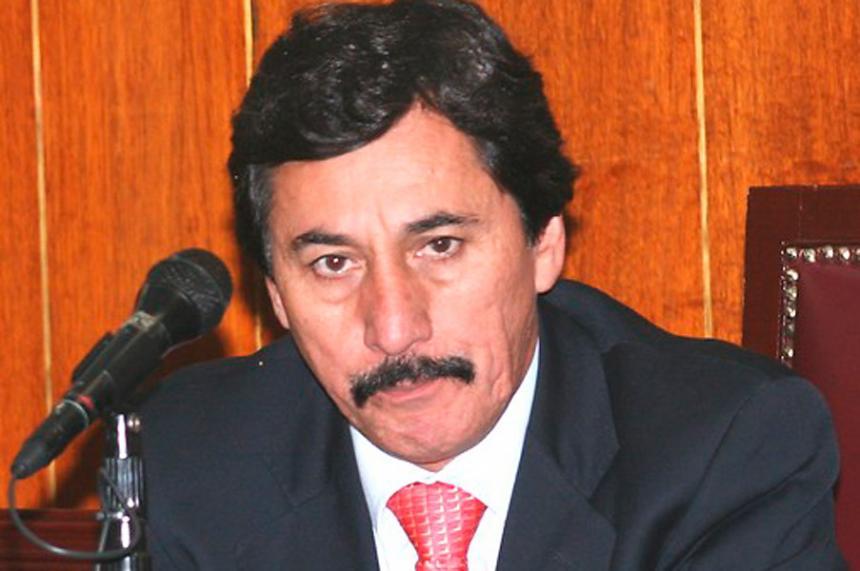 Capturado senador Bernabé Celis