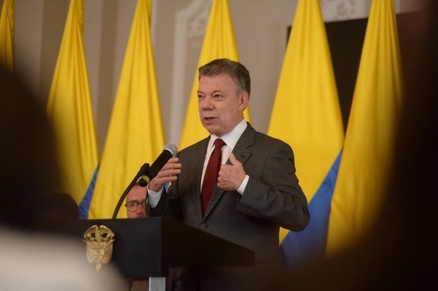 Santos: Serán las elecciones más tranquilas si ELN cumple tregua