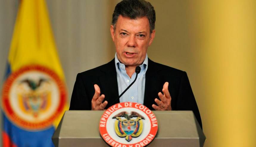Santos y Temer se reunirán este martes 20 de marzo en Brasilia