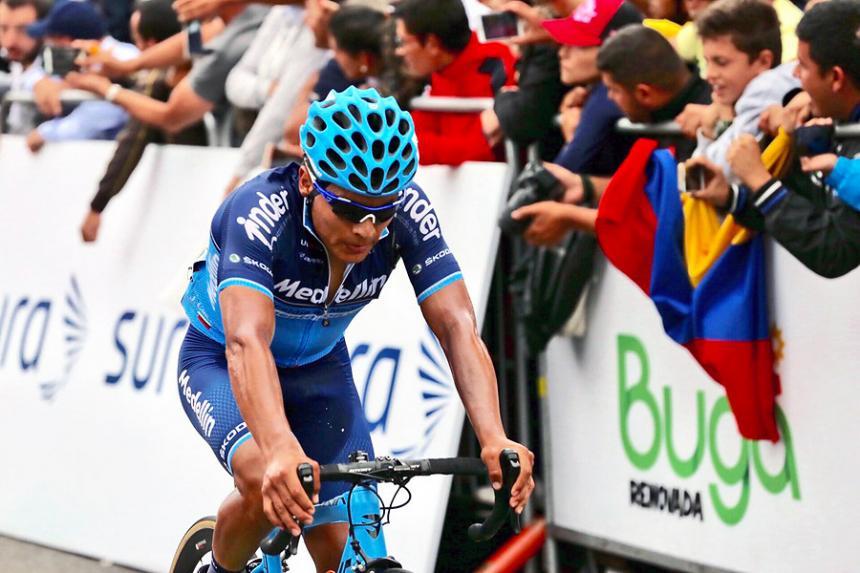 Atracan en Bogotá a Óscar Sevilla, que sufre fracturas en un brazo