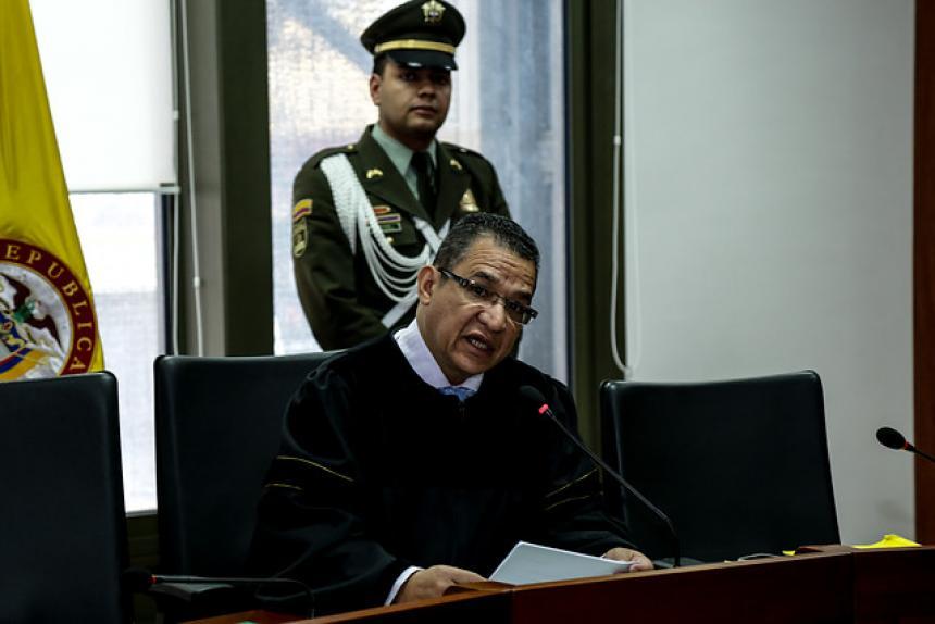 Magistrado Malo, otra vez, no se presentó ante la Corte