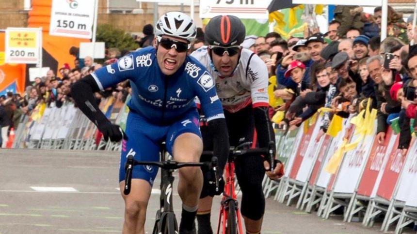 Jarlinson Pantano gana la quinta etapa en Cataluña