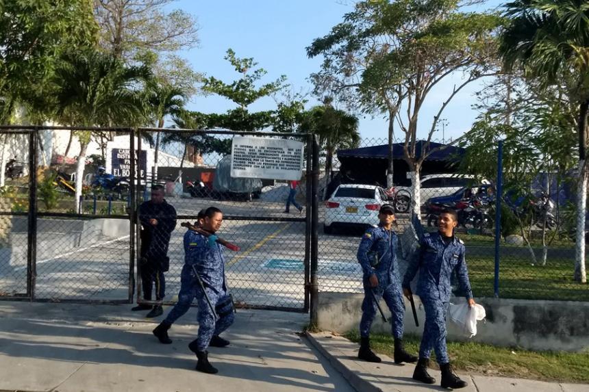 Ecuador y Colombia acuerdan redoblar seguridad en la frontera