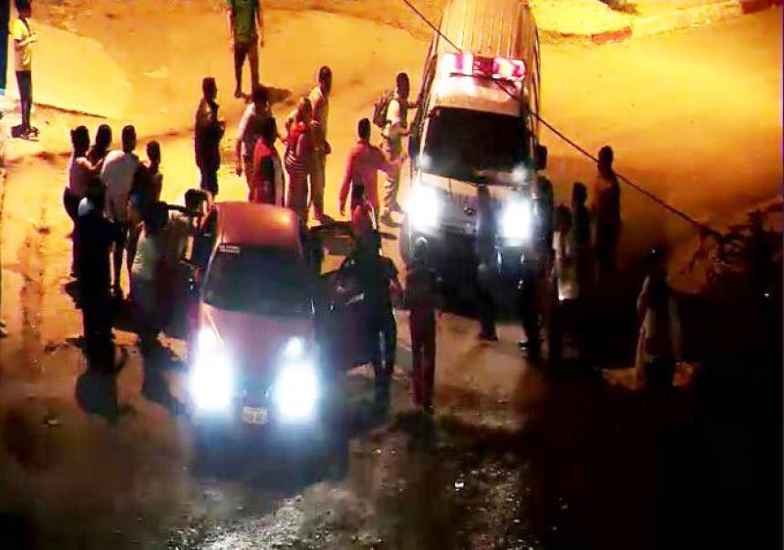 Vehículo arrolla y deja 30 heridos en Ecuador