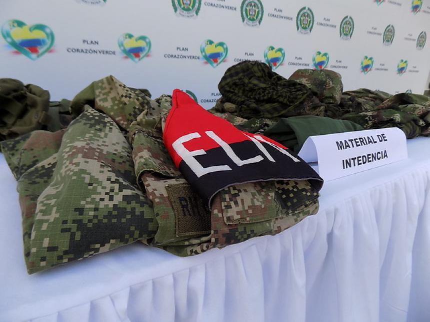 Muere jefe de ELN en operación del Ejército de Colombia