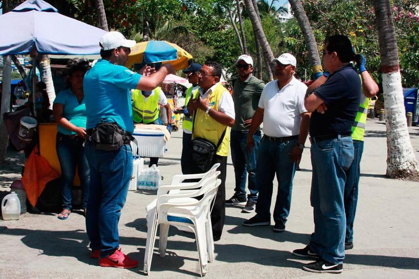 Santa Marta: Asesinan a un turista sueco por oponerse a un robo