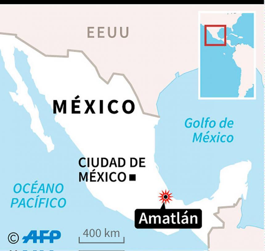 Siete policías muertos y 10 presos heridos en motín en cárcel México