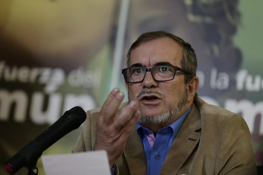 Detuvieron a Santrich, uno de los líderes de FARC y futuro congresista