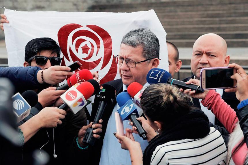 Santrich está detenido de forma ilegal: Pablo Catatumbo