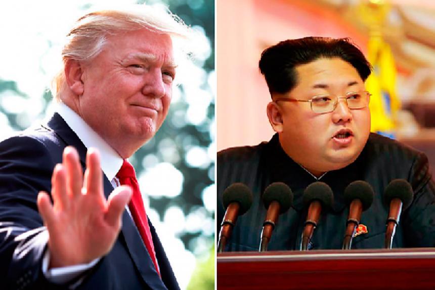 Trump abandonará el diálogo con Kim Jong-un si no es