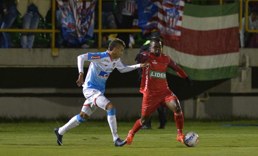 EN VIVO: América de Cali (2) vs Junior de Barranquilla (0)