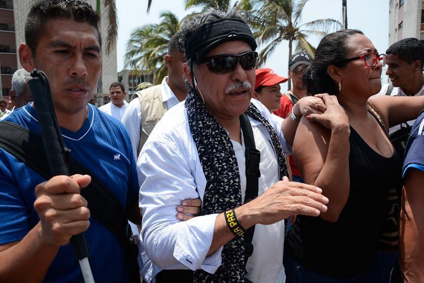 Corte Suprema negó libertad de 'Jesús Santrich'