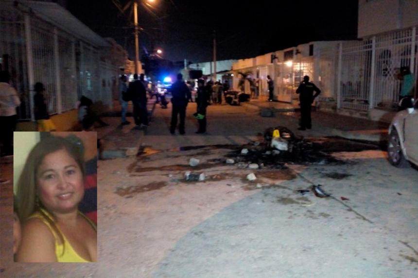 Asesinan a sobrina de Teófilo Gutiérrez