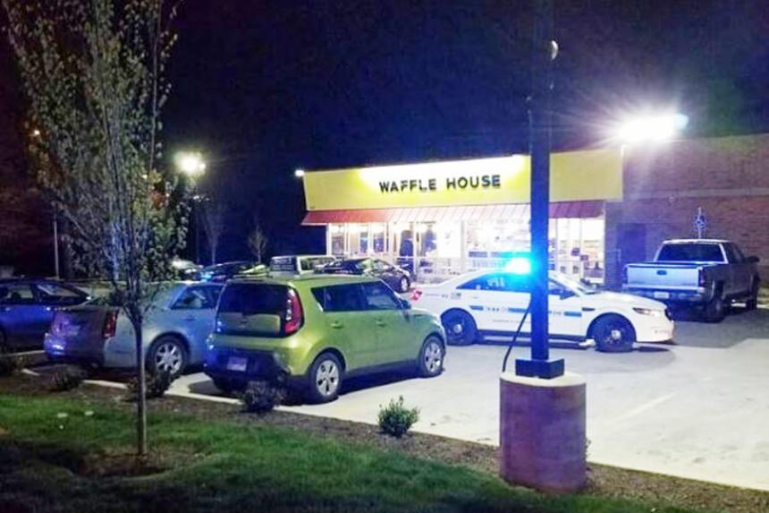 Tiroteo en restaurante de EE.UU dejó tres muertos y heridos