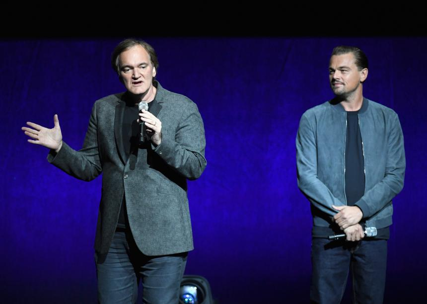 Quentin Tarantino compara su próxima película con Pulp Fiction