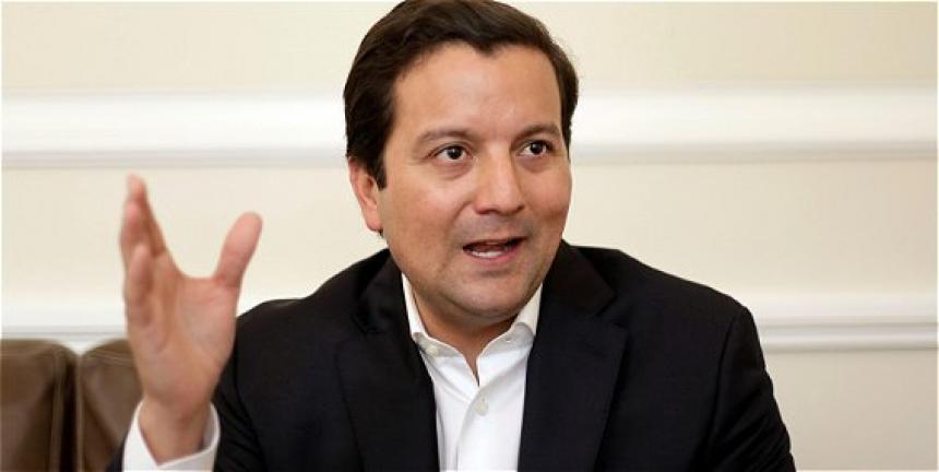 David Luna renunció al Ministerio de las TIC