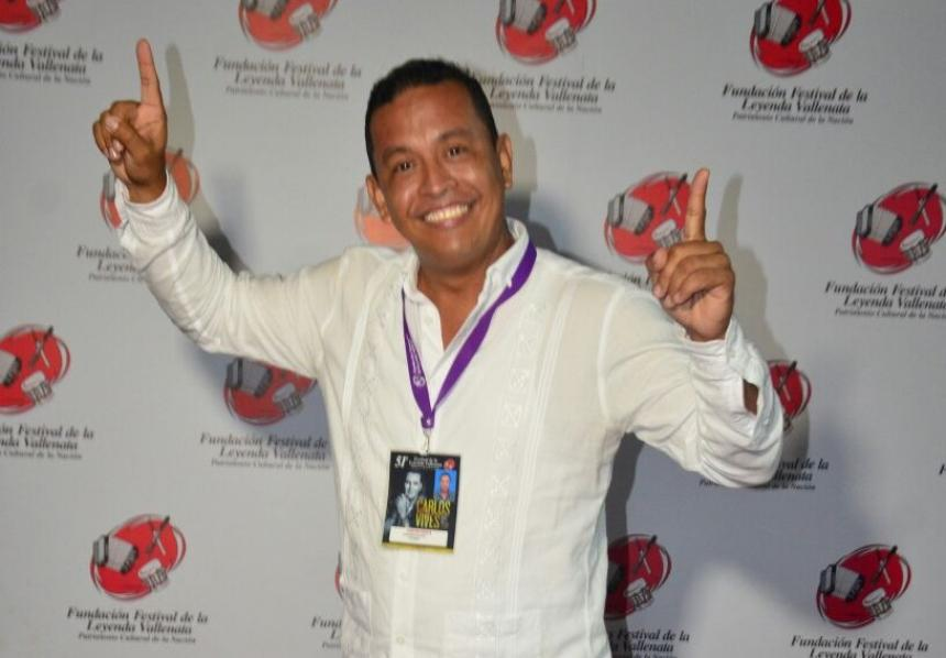 Julián Mojica es el nuevo Rey Vallenato en la Categoría Profesional